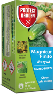 Magnicur Finito 687,5 SC – Na Choroby Warzyw – 25 ml Protect Garden