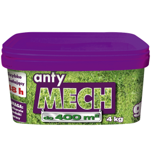 Anti-Mech - Fighting Mech on Lawn - 4 kg Substral