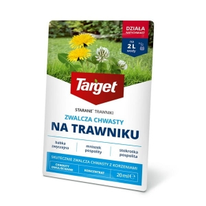 Old Lawns - Weedfighting on Lawn - 20 ml Target